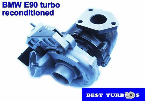 BMW E90 turbo reconditioned