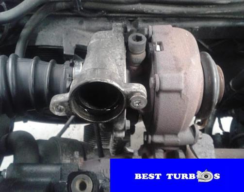 garrett turbocharger pics