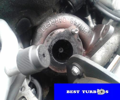 turbo oil leak