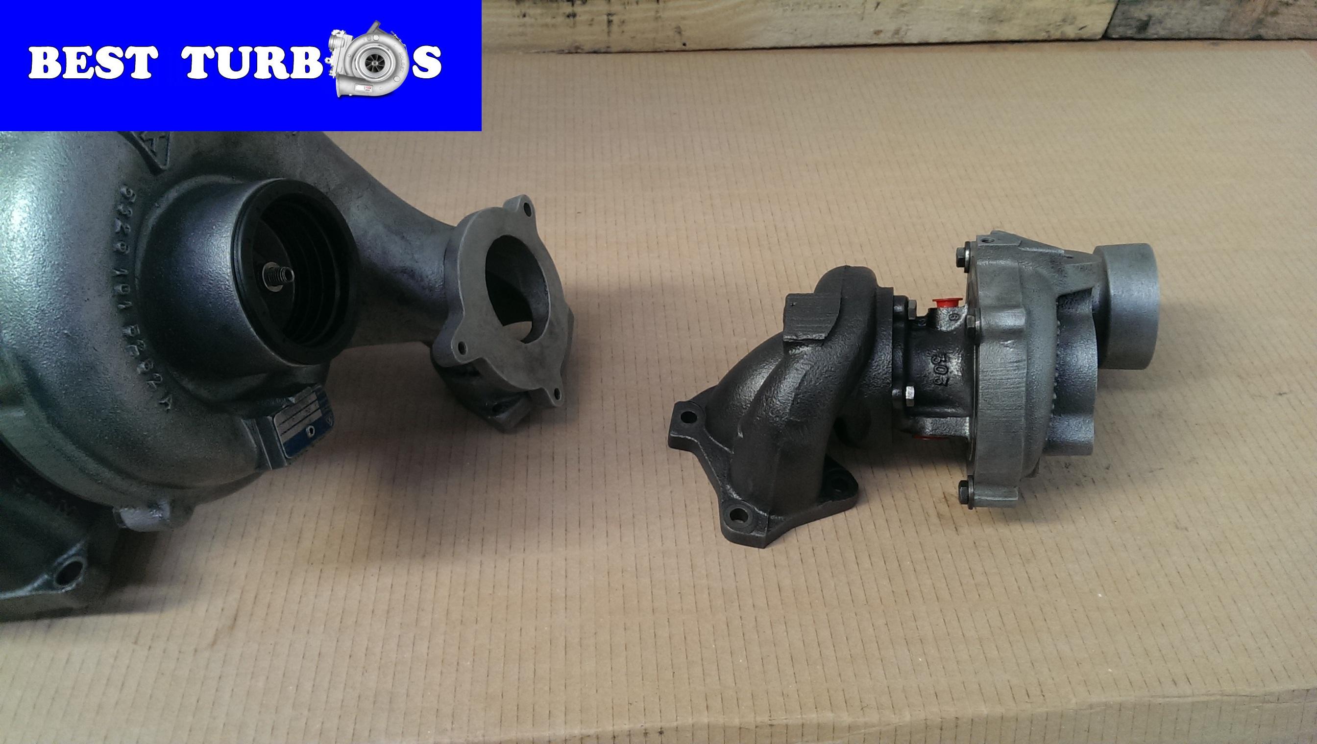 bmw bi turbo 3.0 535d 335d 535 335 turbo reconditioning  birmingham west bromwich repair refurb re manufacturing repair london west midlands essex northampton derby 53269700000 54399700045