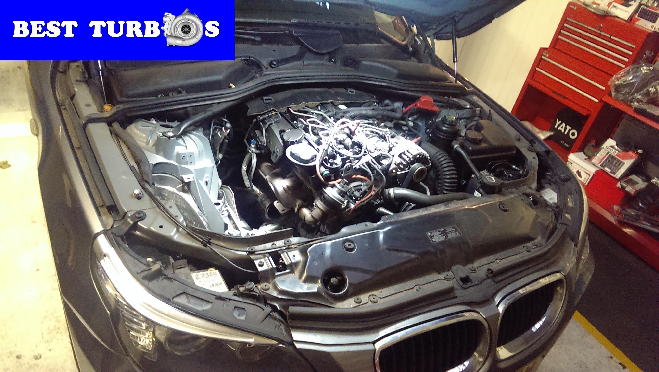 BMW 120d 320d 520d X3 2.0d 177hp 49135-05895 11658506892 Turbocharger Turbo  Dudley