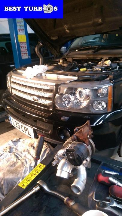 land rover specialists west midlands birmingham engine recon rebuild 2.7 3.6 tdv6 tdv8 turbos replacement