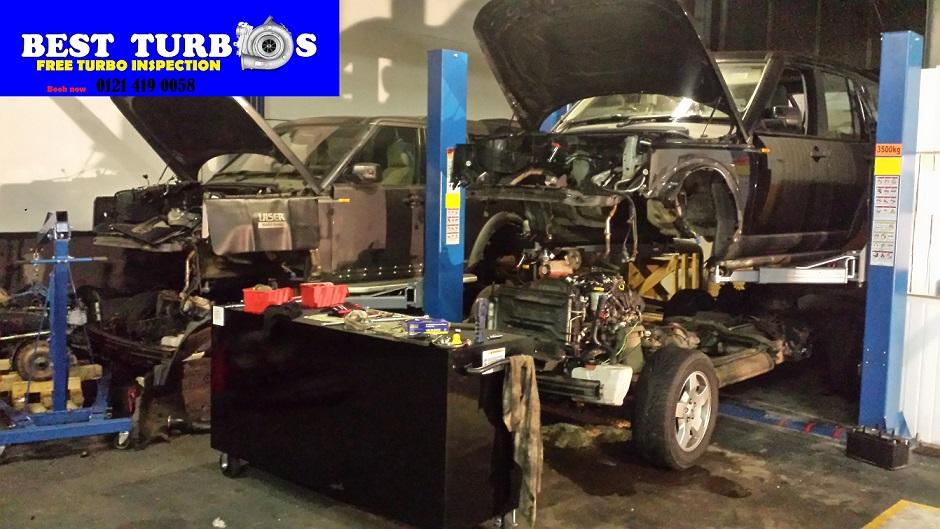 land-range-rover-2.7-turbo-recon-rebuild-repair-turbocharger-fitting