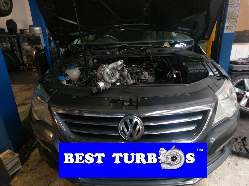 P0234 Turbocharger/Supercharger Overboost VW SKODA SEAT AUDI