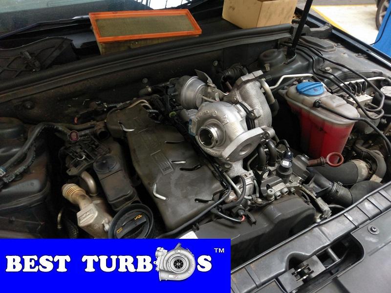 P0234 Turbocharger/Supercharger Overboost VW SKODA SEAT AUDI Passat