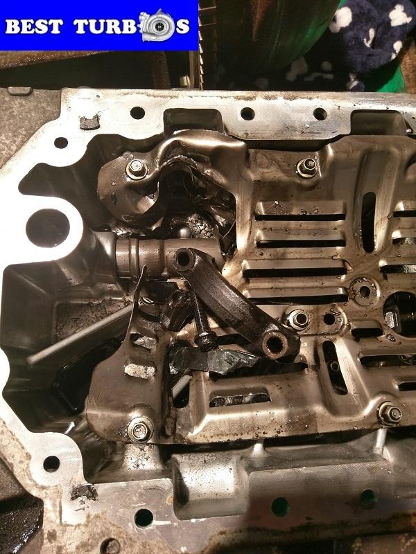 Land Rover Range Rover Tdv Tdv Engine Recon Failure Repair Rebuild West Midlands Birmingham Specialist Wolverhampton Walsall Engine Seized Oil Pump on Range Rover Engine Replacement