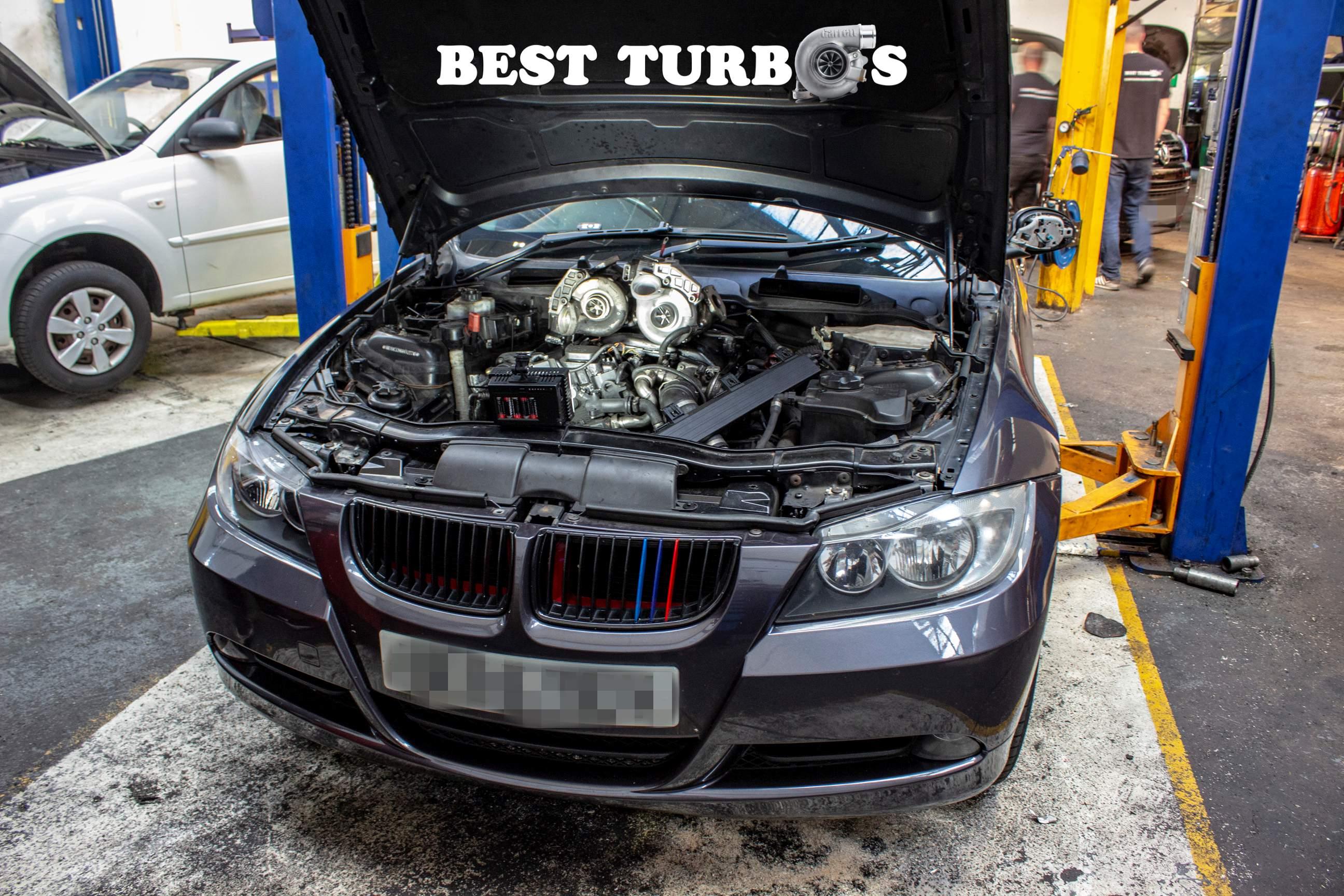BMW 320d Hybrid Turbo Upgrade Birmingham Oldbury Walsall