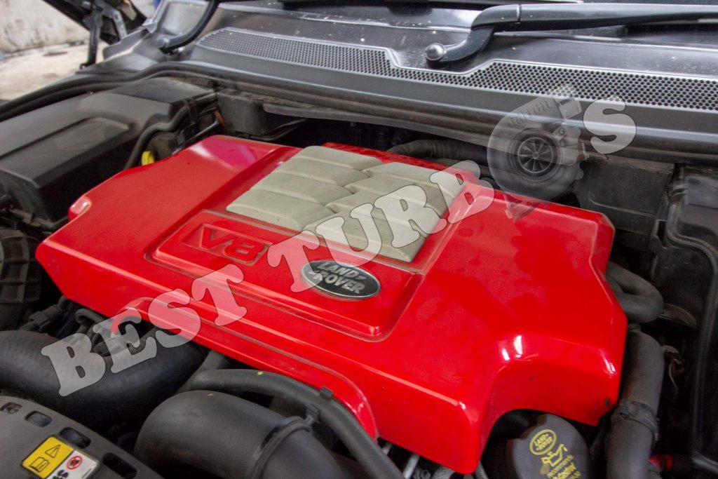 Range Rover Sport 3.6 TDV8 turbo turbocharger problem white smoke limp mode no power best turbos_23