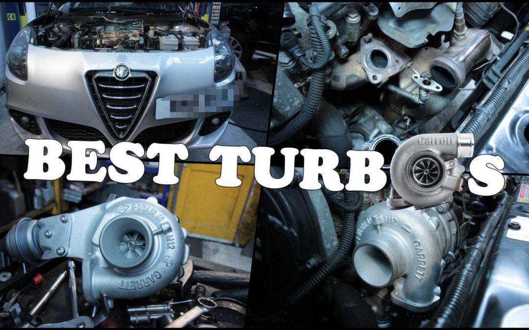 Alfa-Romeo Giulietta 2.0 JTDM Turbocharger Recon Repair Birmingham Turbo Reconditioning West Midlands