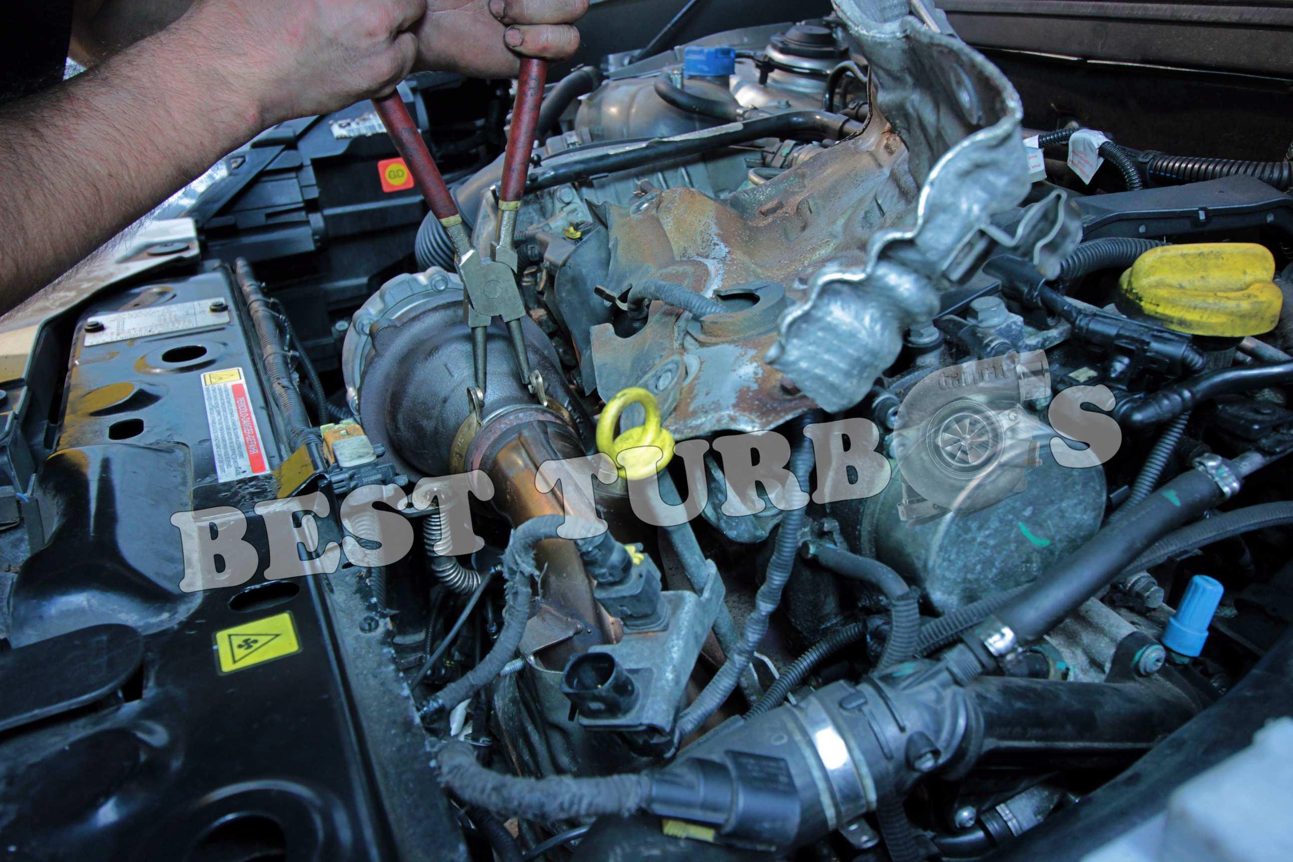 Alfa-Romeo Giulietta 2.0 JTDM Turbocharger Recon