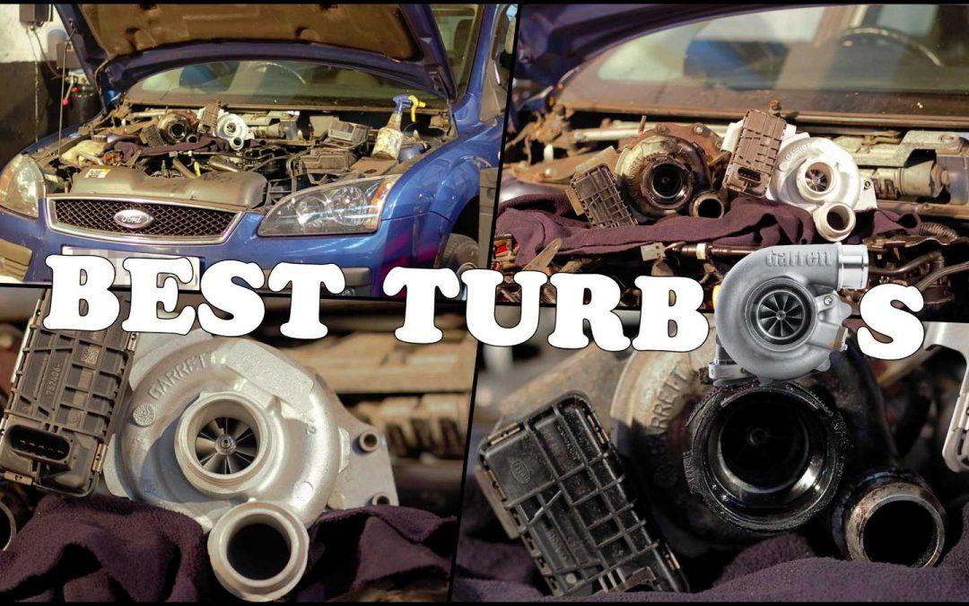 Ford Focus 1.8 TDCi 2007 Turbo Turbocharger Replacement Repair Problem Reconditioning Birmingham