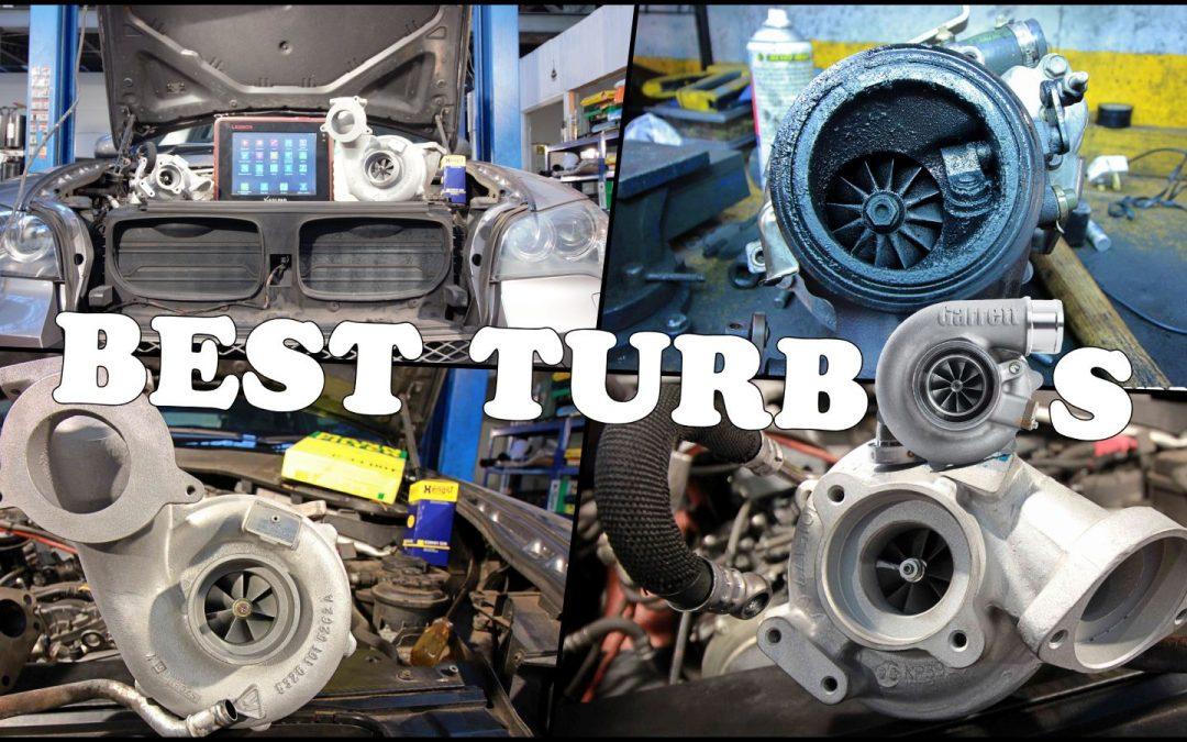 BMW X5 X6 Bi turbo twin turbo  Turbo Turbocharger