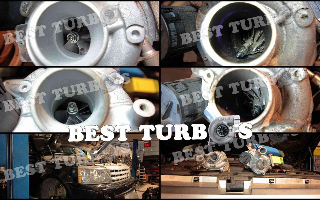 Land Rover Range Rover Sport 3 6 TDv8 Turbocharger Turbo