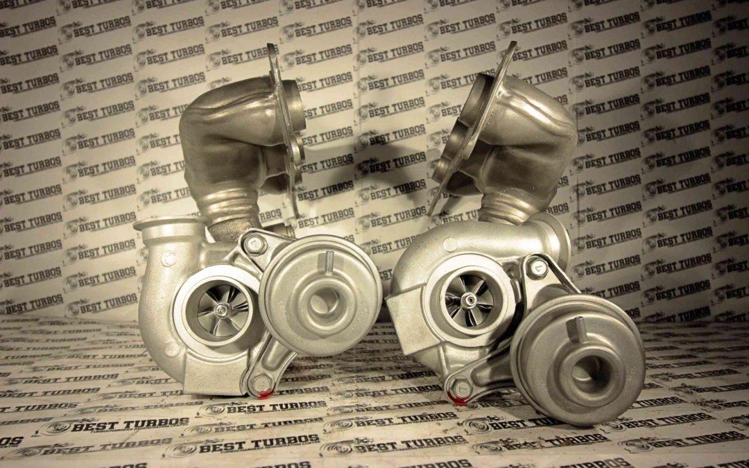 BMW 335i 135i Twin Turbochargers Turbos Wastegate Rattle Fixed